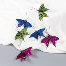Déco chambre fille papillon