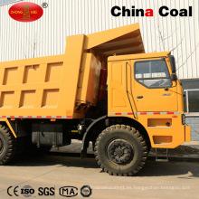 China HOWO 70 Toneladas 6X4 camión de volquete de minería