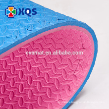 NEW design formamide FREE eva soft foam floor mat passed EN71 test