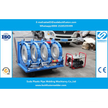 *280mm/450mm Sud450h HDPE Pipe Fittings Welding Machine