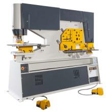 Ironworker hydraulique pour poinçonnage, découpage, cintrage et entaillage