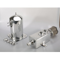 Racing Parts Stainless Oil Straining Device Banjo