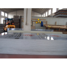 GLOBOND FR Fireproof Aluminium Composite Panel (PF-421 Silver)