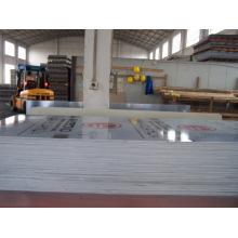 GLOBOND FR Противопожарная алюминиевая композитная панель (серебро PF-421)