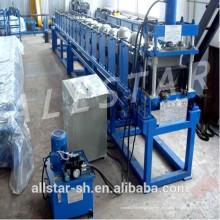 canal de estilo de k forma la máquina formadora de rollos de máquina/canal de canal de máquina/trabajo