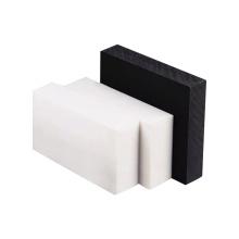 PTFE Plastic raw materials   sheet rod tube  white board