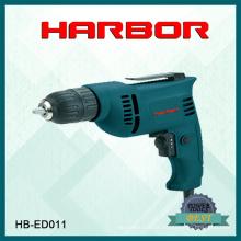 Hb-ED011 Harbour 2016 Venda quente elétrica moderna ferramenta furadeiras elétricas