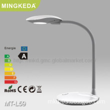 Student Led touch plastic  table modern lamp
