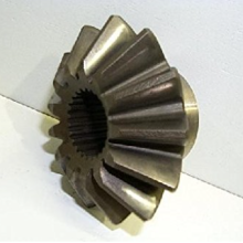Custom Differential Bevel Gear för jätte Caterpillar Truck