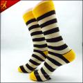 Baumwolle Material benutzerdefinierte Männer Socken