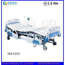 Luxus Elektrisches Medizinisches Bett / Krankenpflegebett / ICU Bett