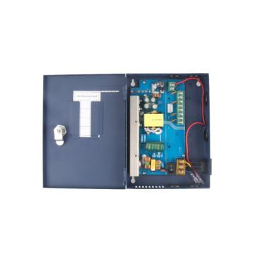 metal box cctv power supply with PFC