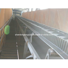 Rubber Corrugate Sidewall Conveyor Belt