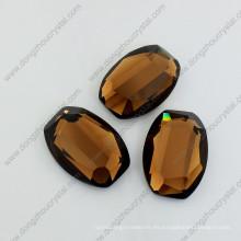 Piedras de cristal del espejo del café Piedras sueltas de la joyería para la venta al por mayor