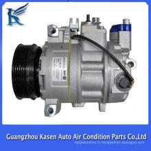 Compresseur à air denso pour voiture audi a4 6seu14c 12v fournisseur de Guangzhou
