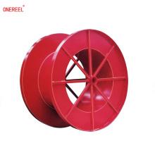 soldadura de bobina de carrete de acero reforzado para la producción de alambre