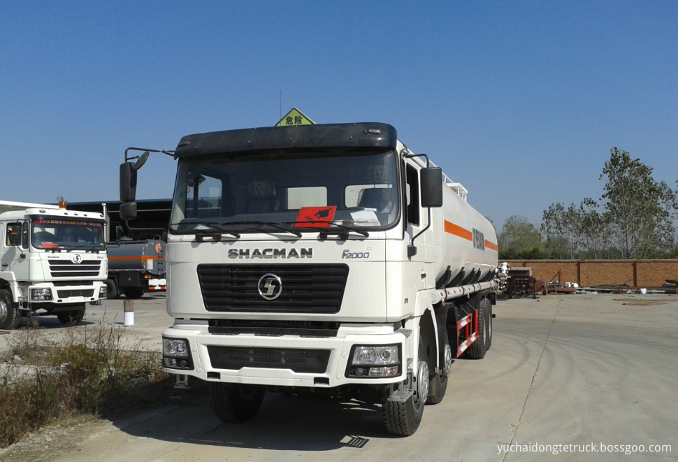 30Ton bitumen tanker truck