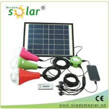 Portable solar-Ladegerät & camping led-Licht, led solar camping-Licht mit Usb, solar led camping Licht