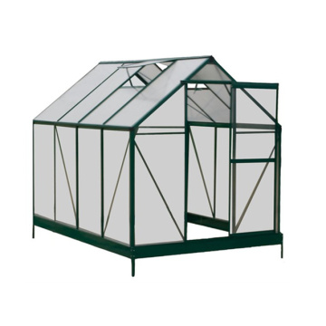 PC SHEET GREENHOUSE GARDEN ALUMINUM GARDEN Greenhouse