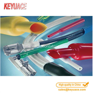 Anti- UV Dilekatkan Dual Wall Heat Shrink Tube