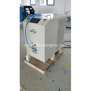 Carbon Carbon Clear Carbon Cleaning Machine Bergerak