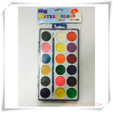 Colorful Promotional Solid-Dry Watercolor Paint Set for Promotion Gift (OI33014)