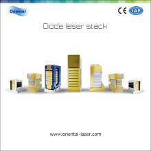 Dioden-Laser-Stangen-Stapel 808nm QCW, Dioden-Laser-Produkt