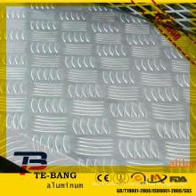 1100 Алмазный алюминиевый узорный лист / лист
