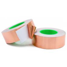 Wholesale Copper Tape Self Adhesive Copper Tape Conductive Copper Foil Tape For Power Transformer Winding