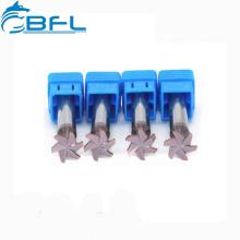 BFL-Vollhartmetall-Fräser mit 6 Nuten