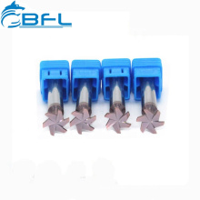 BFL Solid Carbide 6 Flutes  T-slot Milling Cutters