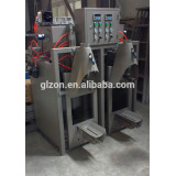 Gas double mouth cement powder valve bag weight packing machine