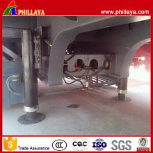Venta caliente semirremolque accesorios hidráulico tren de aterrizaje