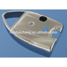 stamping SUS 304 shell flange for steam iron