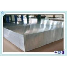 Placas de perfil de aluminio