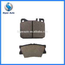Low Metal Friction Coefficient D725/7592 Auto Bremse Brake Pad Raw Material Brake Pad