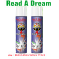 Read a Dream Rad China Factory Insecticide Pesticide Aerosol