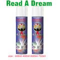 Прочитано Мечта Рад Китай Завод Инсектицид Пестицид Аэрозоль