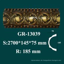 Haus dekorative Elemente hochdichte Polyurethan dekorative Schaumstoff-Spritzguss