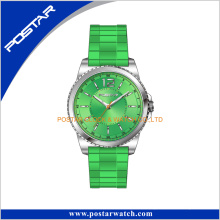 Pure Color Stainless Steel Unisex Digital Watch