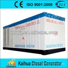 CE,ISO9001:2008 china made 2500kva/2000kw silent genset engine mtu
