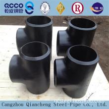 ANSI B16.9 Seamless butt-welding carbon steel reducing tee