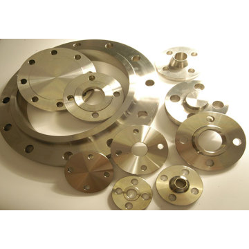 ASTM A182 F5 Steel Flanges