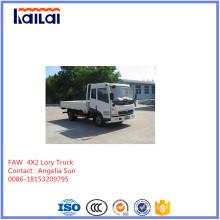 Jiefang FAW 4X2 camión camión en venta