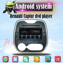 Car Audio para Renault Captur Sistema Android GPS Reproductor de DVD 3G WiFi