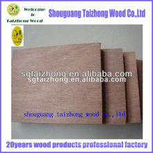 WBP glue hardwood core furniture plywood