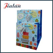 Happy Birthday Design Cheap Price Custom Logo Printed Paper Bag