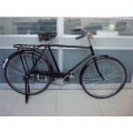 """28"""" Steel Traditional Bicycle, Retro Bike for Adult Men Made in China"""