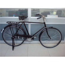 "28"" Steel Traditional Bicycle, Retro Bike for Adult Men Made in China"
