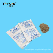 1/6u DIN Certified Bentonite Clay Desiccant for PC Board/LED Packing